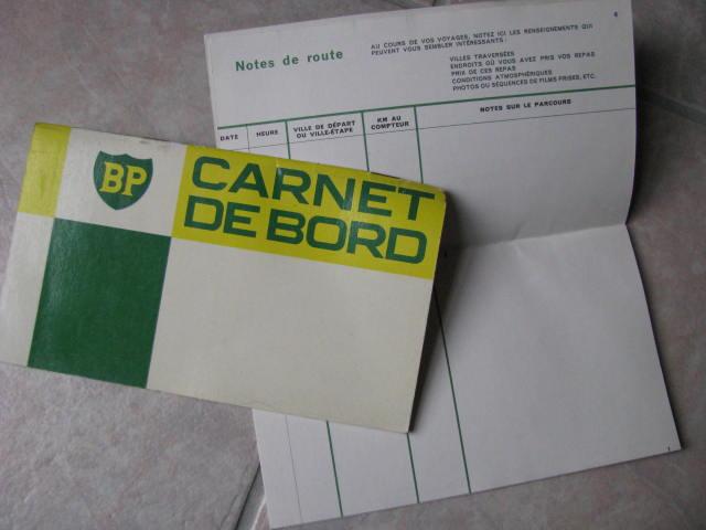 carnet conduite et entetien notice document boite gant utili